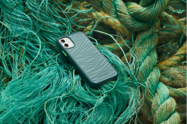 plastica marina riciclata