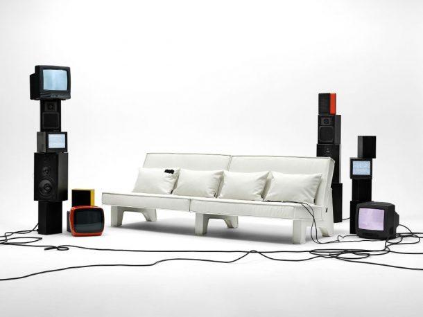 divano Bam, Massproductions