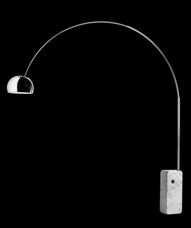 lampada Arco di Castiglioni