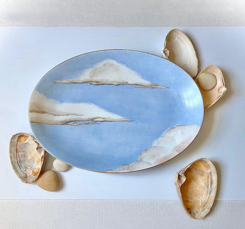 Ciels Bleus di Marie Daâge