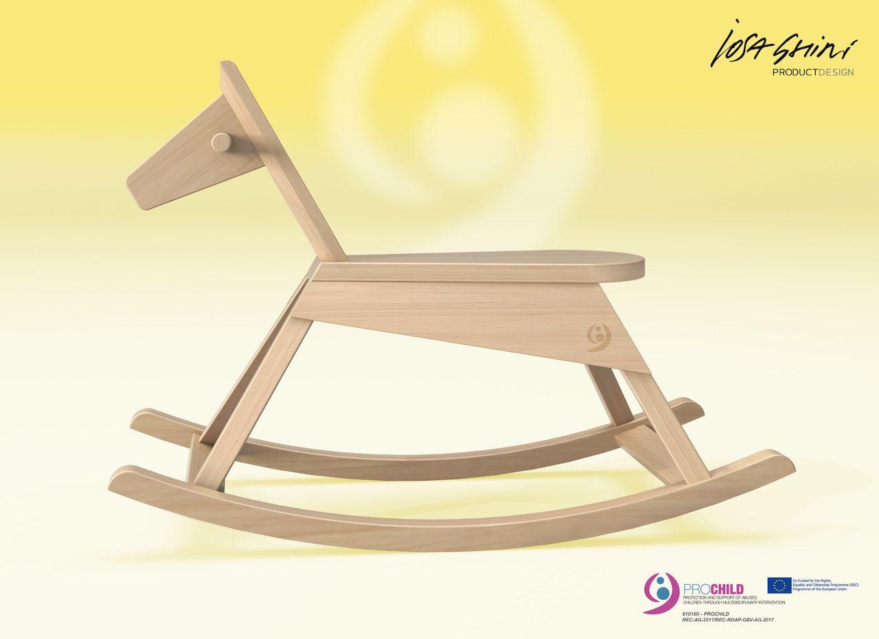 Ecco I 22 Cavalli A Dondolo Di Design Piu Belli Design Street