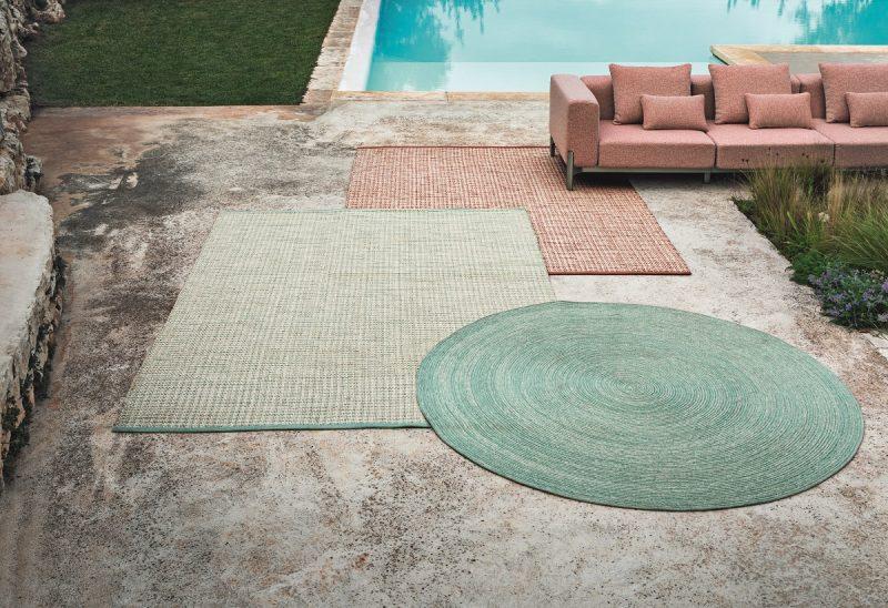 tappeti outdoor di design
