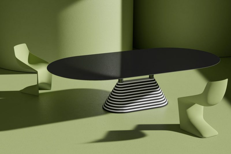 tavoli scultura di design